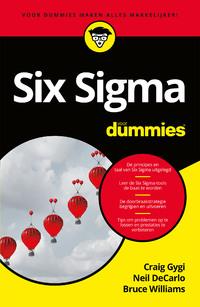 Six Sigma voor Dummies-Bruce Williams, Craig Gygi, Neil Decarlo-eBook