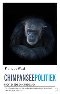 Chimpanseepolitiek-Frans de Waal