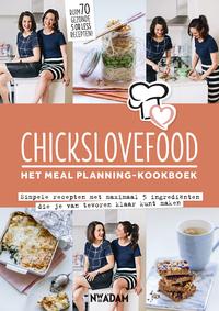 Chickslovefood: het meal planning kookboek-Elise Gruppen, Nina de Bruijn