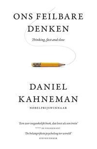 Ons feilbare denken-Daniel Kahneman-eBook