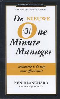 De nieuwe one minute manager-Kenneth Blanchard, Spencer Johnson