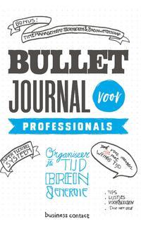 Bullet journal voor professionals-Business Contact-eBook