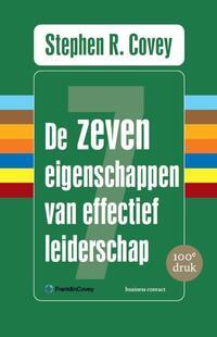 De zeven eigenschappen van effectief leiderschap-Stephen R. Covey-eBook