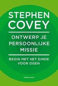 Ontwerp je persoonlijke missie-Stephen Covey-eBook