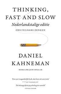 Thinking, fast and slow - Nederlandse editie-Daniel Kahneman-eBook