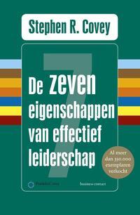De zeven eigenschappen van effectief leiderschap-Stephen R. Covey