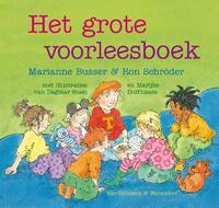 Het Grote Voorleesboek-Marianne Busser, Ron Schröder