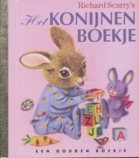 Gouden Boekjes Het konijnenboekje-P.M. Scarry