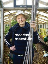 Maartens moestuin, boek met 2 dvd's-Maarten 't Hart, Nienke Denekamp