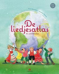 De liedjesatlas, 24 wereldliedjes - boek en cd-Annette Fienieg, Koos Meinderts