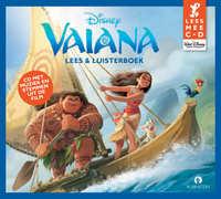 Vaiana (Lees Mee CD)-Disney-CD
