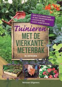 Tuinieren met de vierkantemeterbak-Mel Bartholomew