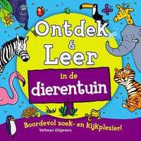 Ontdek en leer: In de dierentuin-