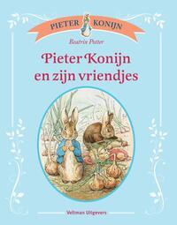 Pieter Konijn en zijn vriendjes-Beatrix Potter