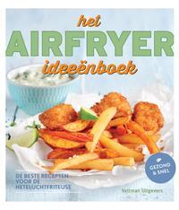 Het airfryer ideeënboek-