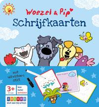 Woezel & Pip - schrijfkaarten-