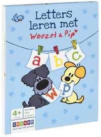 Letters leren met Woezel & Pip-