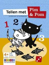 Tellen met Pim & Pom-Fiep Westendorp
