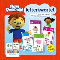 Rompompom - Letterkwartet-