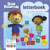 Rompompom - Letterboek-Isabel Versteeg, Katrien van Schuylenbergh