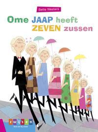 Ome Jaap heeft zeven zussen-Bette Westera