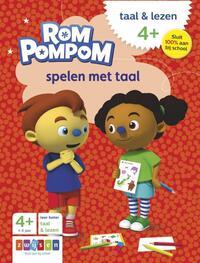 Rompompom - Spelen met taal-