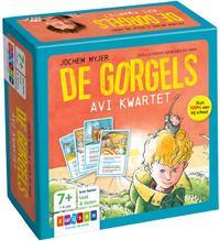 De Gorgels - AVI kwartet-Jochem Myjer