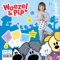 Bordspel - Woezel & Pip Yogaspel-Accessoires