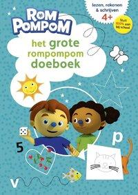Het grote Rompompom doeboek-