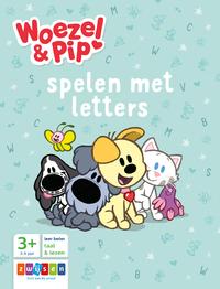 Woezel & Pip Spelen met letters-