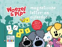 Woezel & Pip Magnetische letter- en cijferdoos-