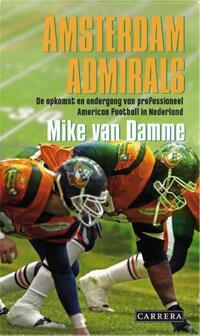 Amsterdam Admirals-Mike van Damme-eBook