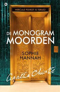 De monogram moorden-Agatha Christie, Sophie Hannah-eBook