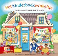 Het Kinderboekwinkeltje-Marianne Busser, Ron Schröder