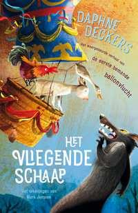 Het vliegende schaap-Daphne Deckers-eBook
