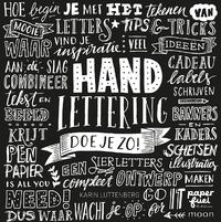 Handlettering doe je zo!-Karin Luttenberg-eBook