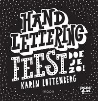 Handlettering FEEST doe je zo!-Karin Luttenberg-eBook