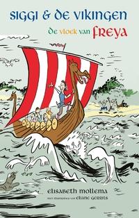 Siggi & De Vikingen De vloek van Freya-Elisabeth Mollema-eBook