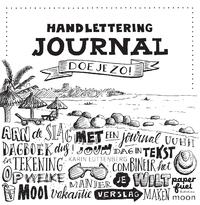 Handlettering journal doe je zo!-Karin Luttenberg-eBook