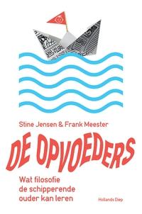 De opvoeders-Frank Meester, Stine Jensen-eBook