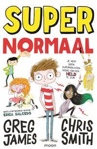 Super Normaal-Chris Smith, Greg James-eBook