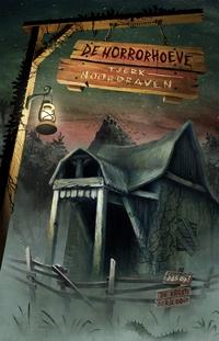 De horrorhoeve-Tjerk Noordraven-eBook