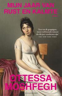 Mijn jaar van rust en kalmte-Ottessa Moshfegh-eBook