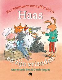 Haas en zijn vrienden-Annemarie Bon-eBook