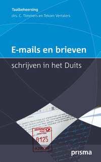 E-mails en brieven schrijven in het Duits-Corriejanne Timmers