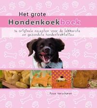 Het grote hondenkoekboek-Rosa Verschuren-eBook