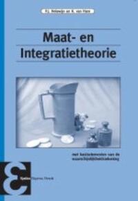 Maat- en Integratietheorie-K. van Harn, P.J. Holewijn