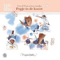 Popje in de kunst-Marjolein Bastin-eBook