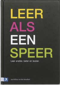 Leer als een speer-Jan-Willem van den Brandhof