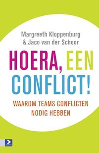 Hoera, een conflict!-Jaco van der Schoor, Margreeth Kloppenburg-eBook